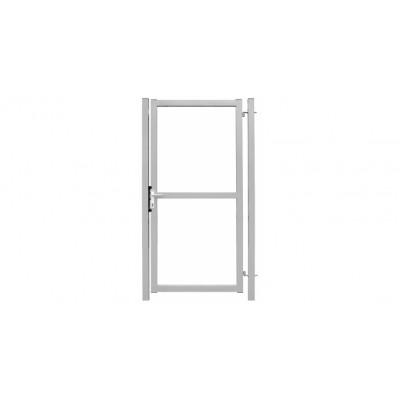 Калитка Эконом New Lock 2,0х1 RAL 7040
