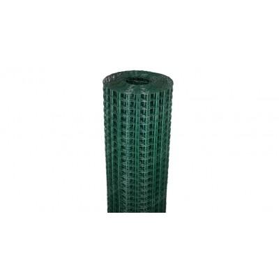 Сетка Jarditor Mesh-Brico 2,10/100/50 2,0х25м зеленый RAL 6005