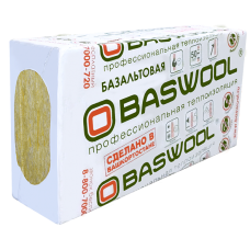 BASWOOL ВЕНТ ФАСАД 80 100 мм