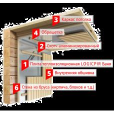 LOGICPIR Баня L 50 мм