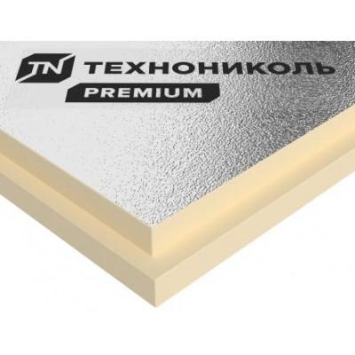 Теплоизоляционная плита PIR (Ф/Ф) 50 мм, L - кромка