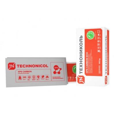 Экструзионный пенополистирол XPS CARBON ECO 30