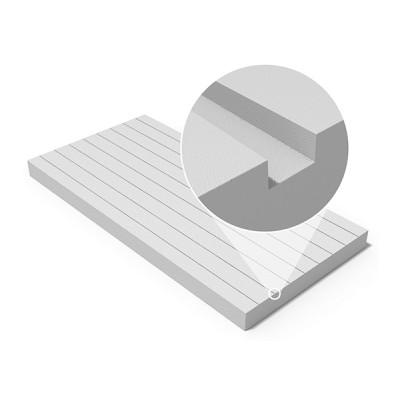 Утеплитель - экструзионный пенополистирол (XPS) CARBON ECO FAS ТЕХНОНИКОЛЬ 100 мм