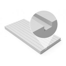 Утеплитель - экструзионный пенополистирол (XPS) CARBON ECO FAS ТЕХНОНИКОЛЬ 50 мм (8 плит, 2.74 м², 1180х580х50 мм, СТО: 72746455-3.3.1-2012)