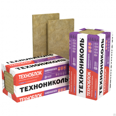 Утеплитель ТЕХНОБЛОК Стандарт 50 мм