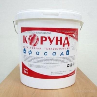 КОРУНД Фасад 10 литров