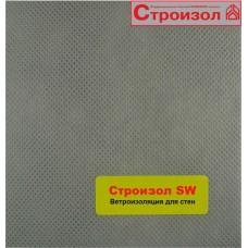 Пленка ветроизоляционная Строизол SW 1600х43750 80 гр/м2 70м2