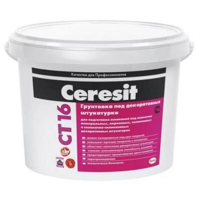 Грунтовка Ceresit CT 16