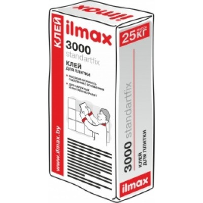 Клей Ilmax 3000 standardfix