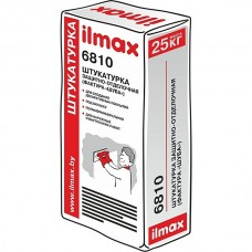 Штукатурка Ilmax 6810 cemplaster