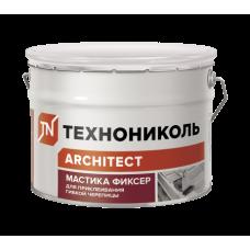 Мастика для гибкой черепицы ТЕХНОНИКОЛЬ №23 Фиксер ведро 12 кг
