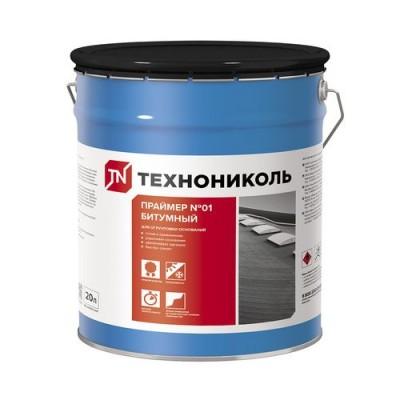 Праймер битумный ТЕХНОНИКОЛЬ №01 ведро 10 л