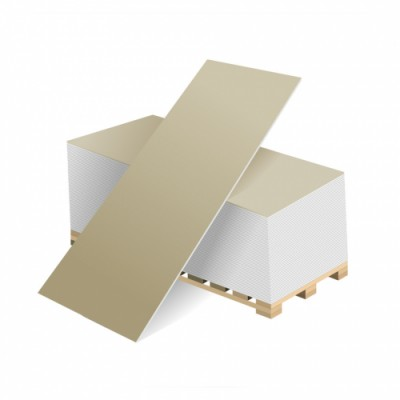 Гипсокартон ГКЛ-УК Волма 1200х2500х9,5 мм