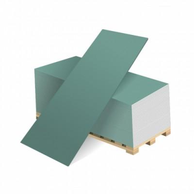 Гипсокартон ГКЛВ-УК Волма 2500х1200х9,5 мм