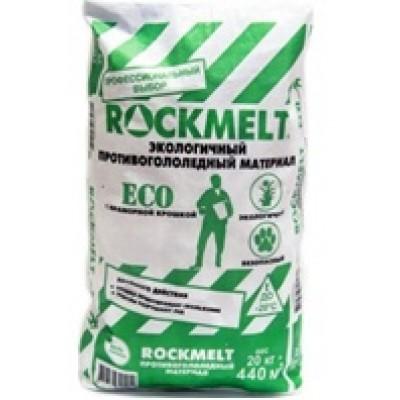 Противогололедная смесь ROCKMELT ECO (до -20С)