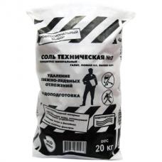 Противогололедное средство ROCKMELT Соль Техническая (до -10С)