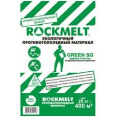 Противогололедный Rockmelt GREEN SG