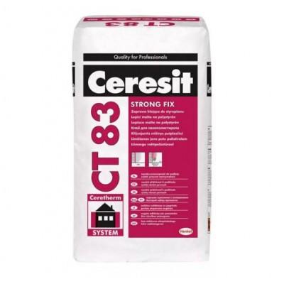 Клей Ceresit CT 83 Strong Fix